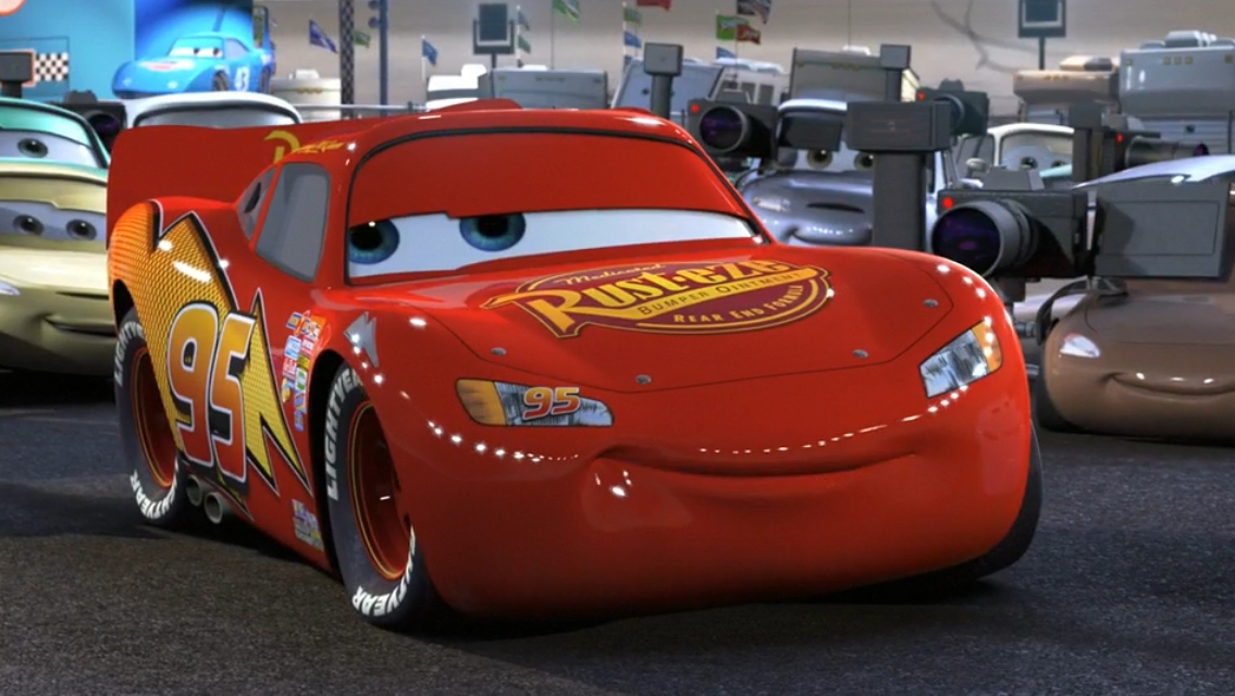 which paint job of lightning mcqueen do you like best