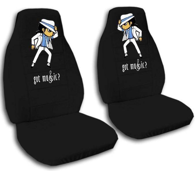 Design car seat covers. Your favorite ? - Michael Jackson - Fanpop