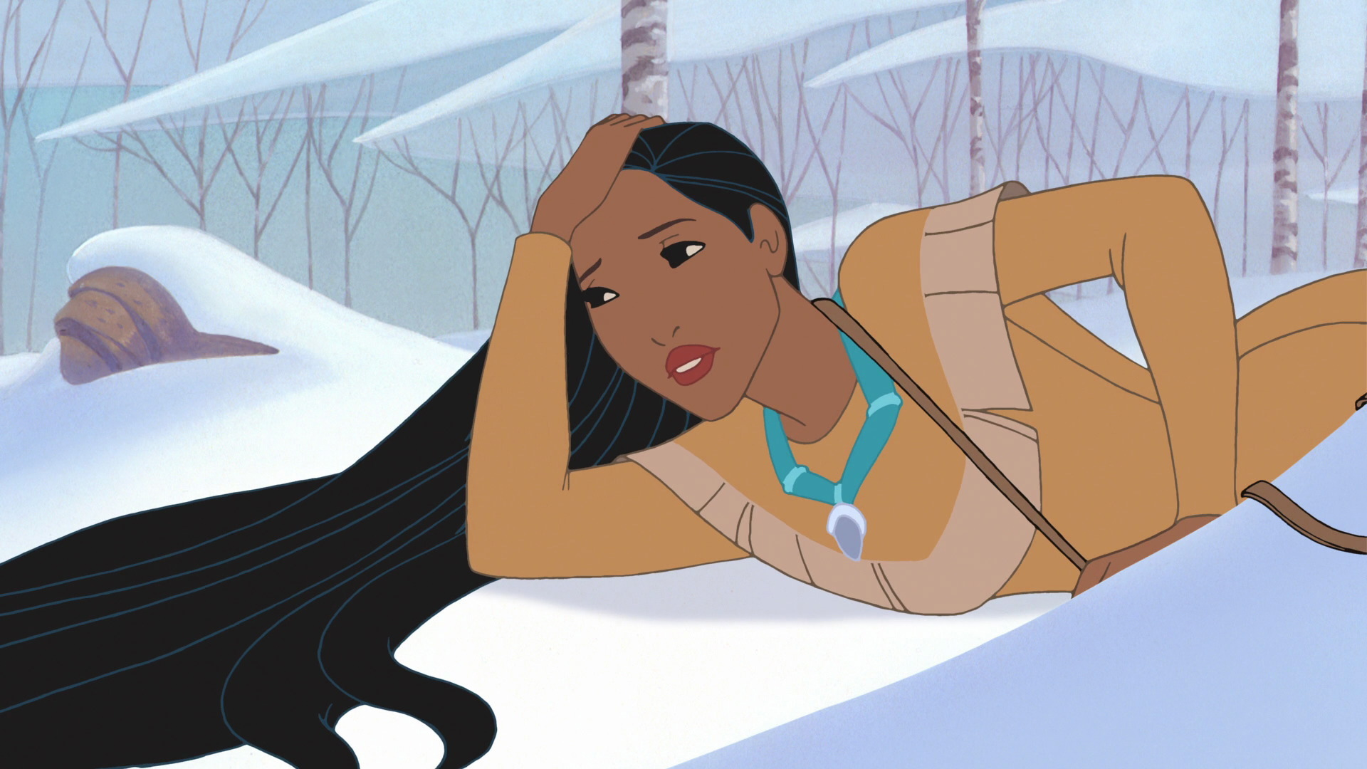 a review of the disney movie pocahontas Pocahontas is a 1995 american animated musical romantic drama film produced by walt disney feature animation for walt disney pictures the 33rd disney animated feature film , it was directed by mike gabriel and eric goldberg and is loosely based on the life of the native american woman of the same name.