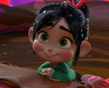 A Wreck It Ralph movie where Vanellope gets a grown up upgrade