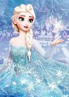 Elsa-Hesitant, shy, beautiful, unsure, caring, stand out