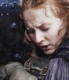 kastil, kastil, castle Black (Jon, Sansa, Brienne, Davos)