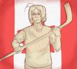 Canada (This year's World championship tournament's winner)