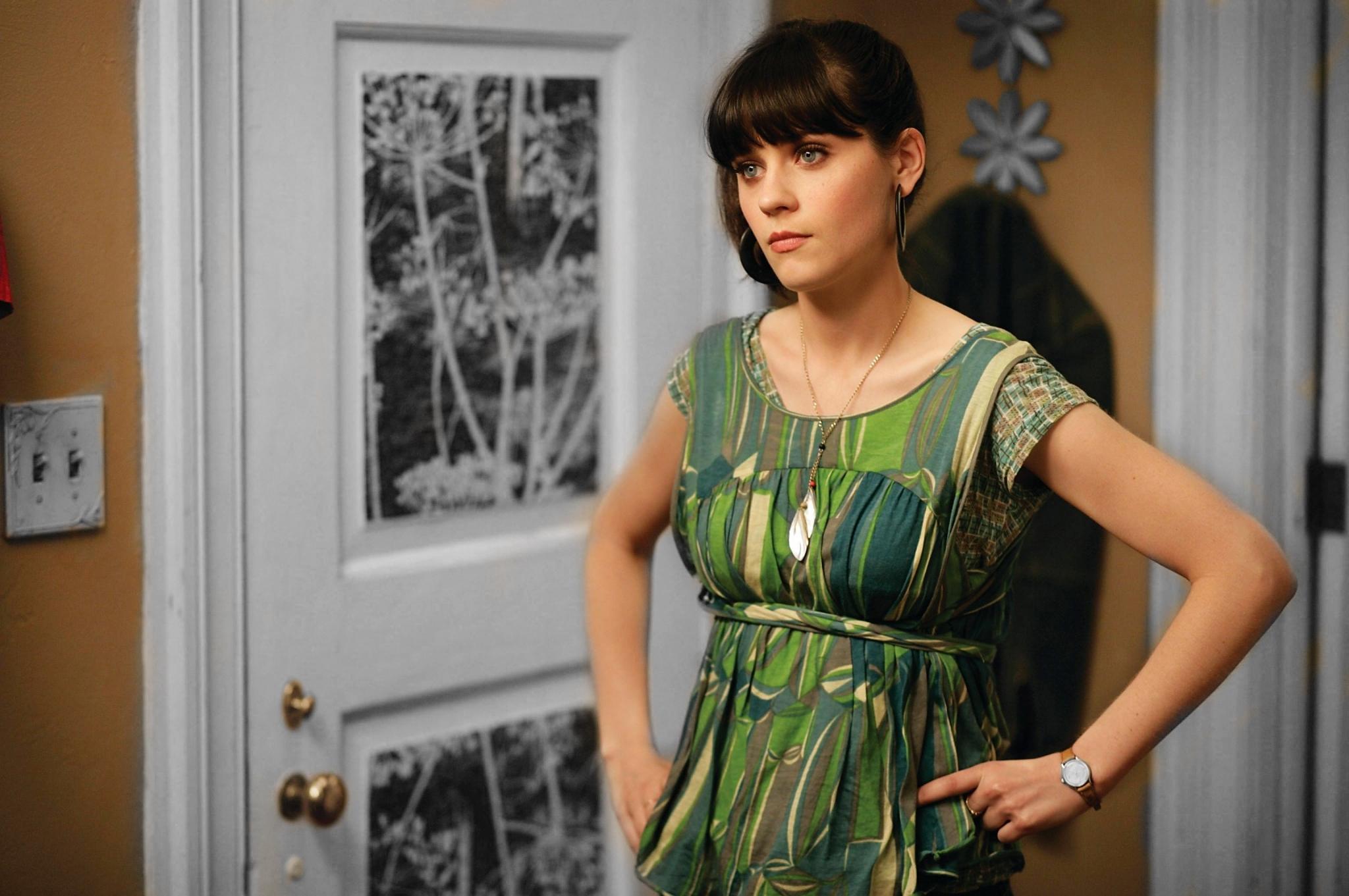 Zooey Deschanel: Pick Your Fav Movie/TV Show! - Actresses ...