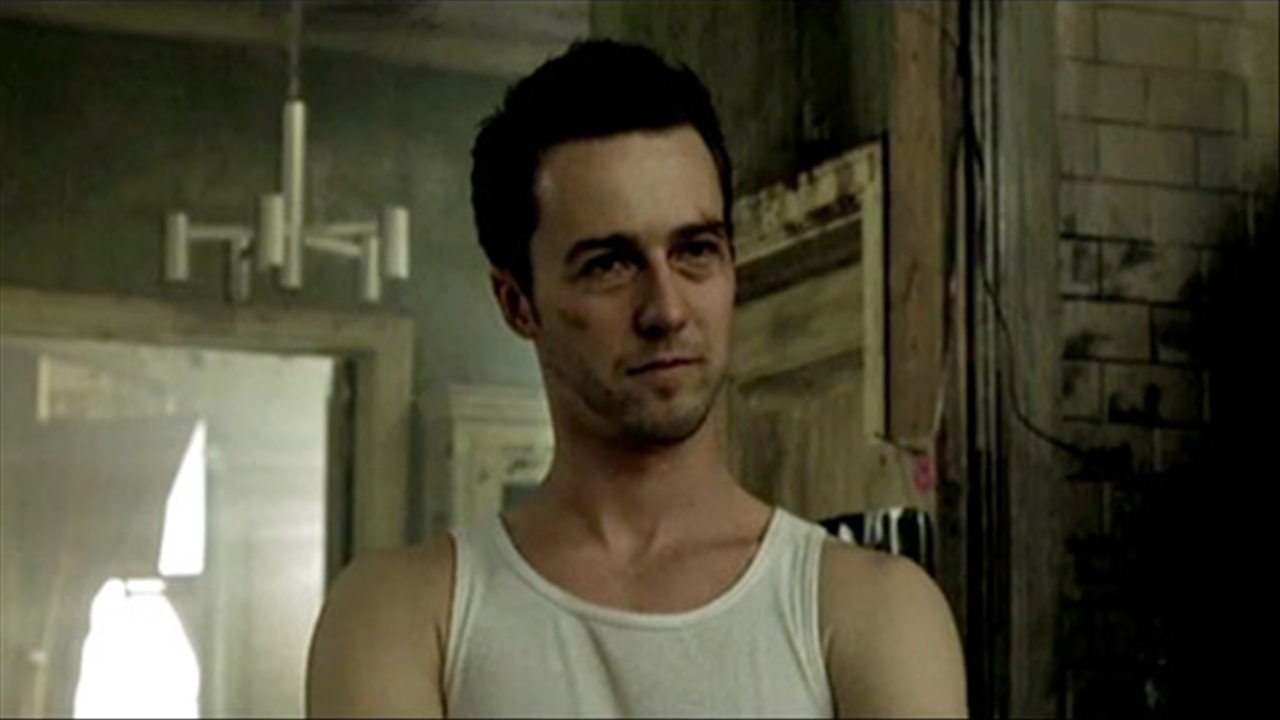 essays on fight club movie Their concept catches on, with underground fight clubs forming in every town, until an eccentric gets in the way and ignites an out-of-control spiral toward oblivion video trailer original titlefight club similar movies leave a comment cancel reply.