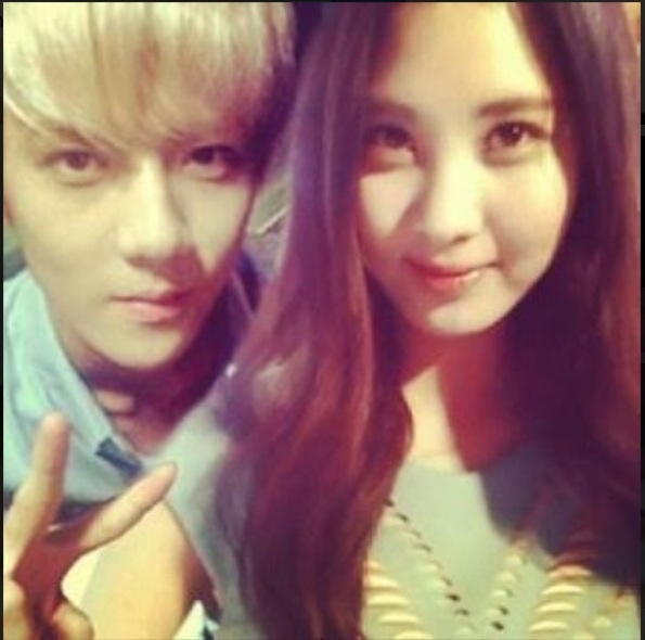 exo luhan and seohyun dating How many members who have come out from exo in 2014 • luhan & sehun 19 who's group was debuted with 13 members seohyun.
