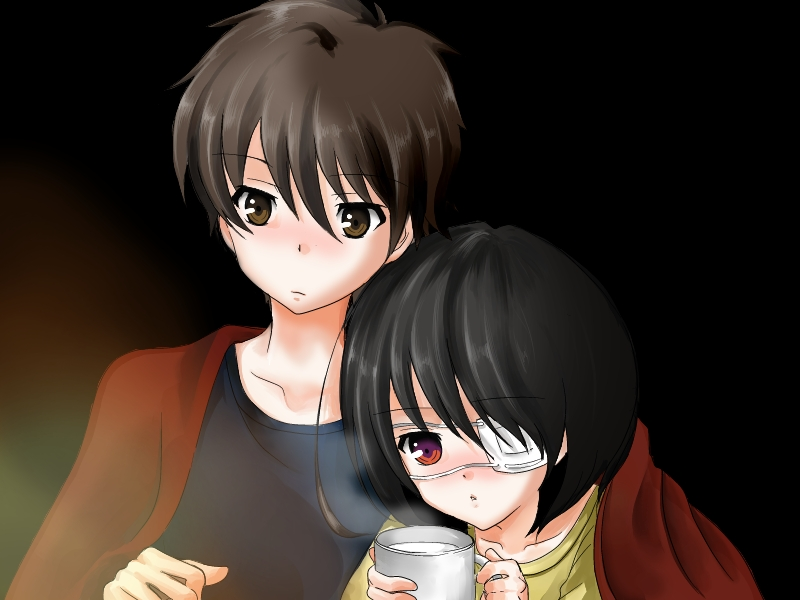 Out of my current favorite couples, which one is your ... Another Kouichi And Misaki