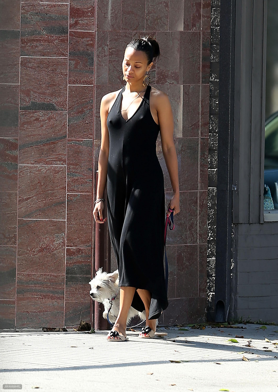 Zoe Saldana Style, Fashion Looks - StyleBistro 71