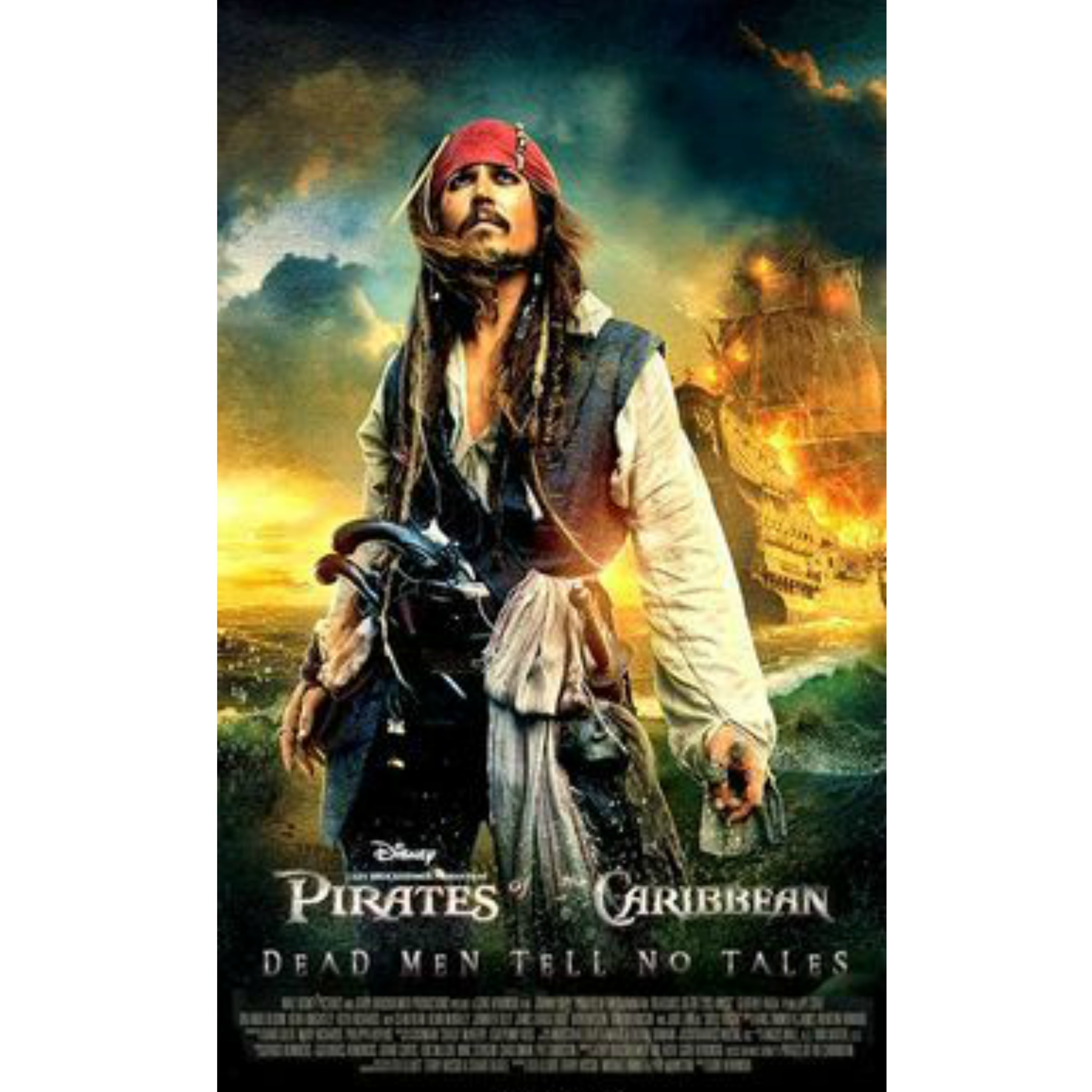 New pirates of the carribbean movie