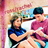 22/ ross&rachel [friends]