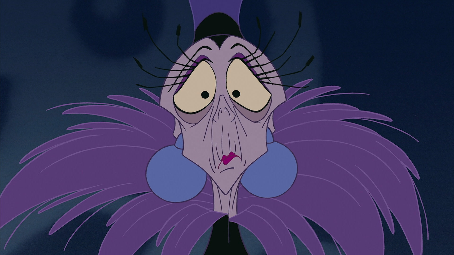 If Yzma From The Emperors New Groove Was An Official Dp Villain