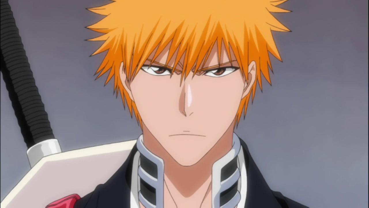favorite orange haired character anime fanpop