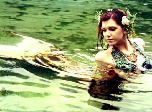 how to become a freshwater mermaid