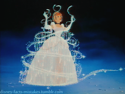 Which Cinderella dress transformation is better? - Disney ...
