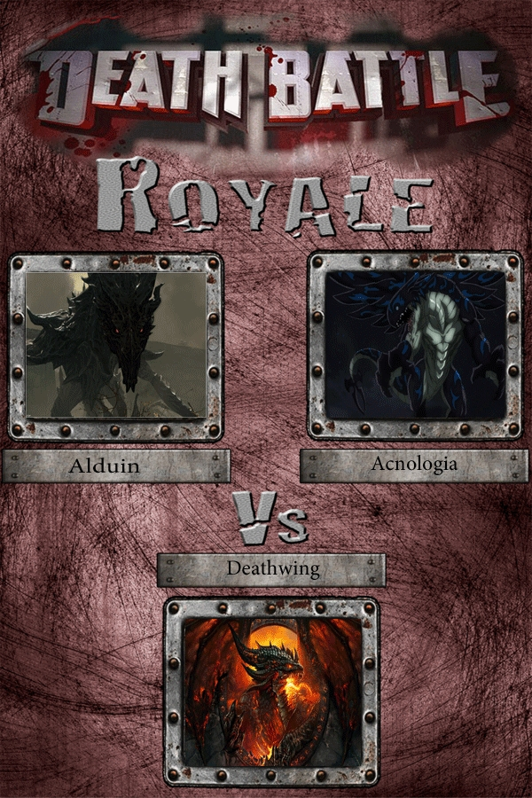 Which of these Death Battles would you like to see