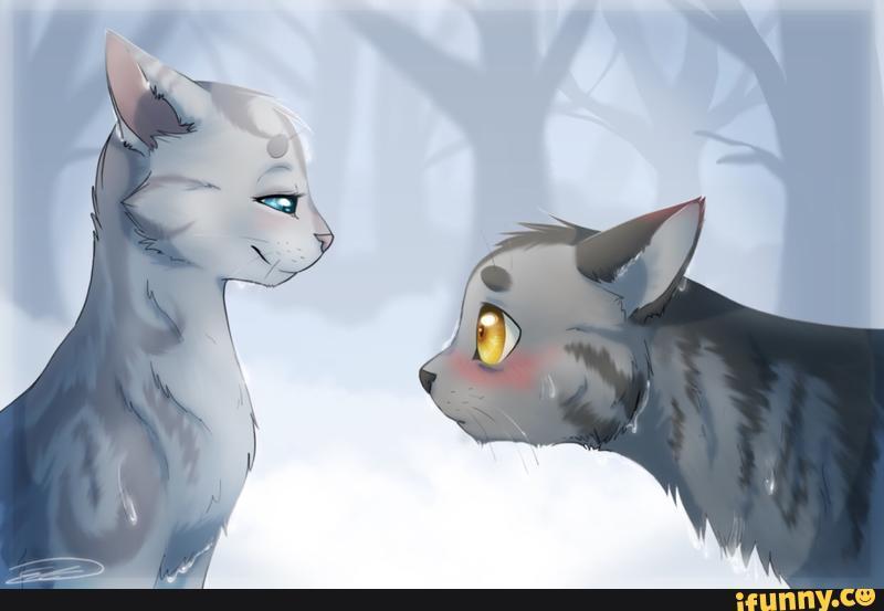 Warrior Cats Manga Silverstream