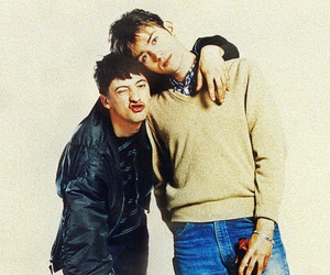 damon albarn and graham coxon relationship