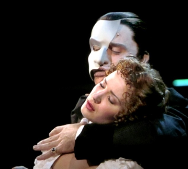 are michael crawford and sarah brightman the best phantom