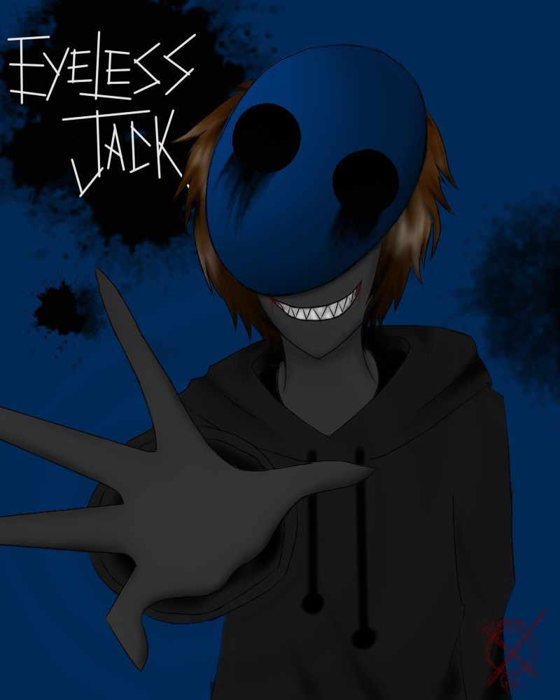 Out of my Favorite Creepypasta characters,who do you like