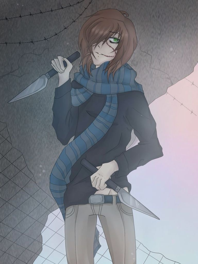 Out of my Favorite Creepypasta characters,who do you like more