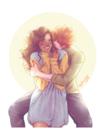1 // ron + hermione