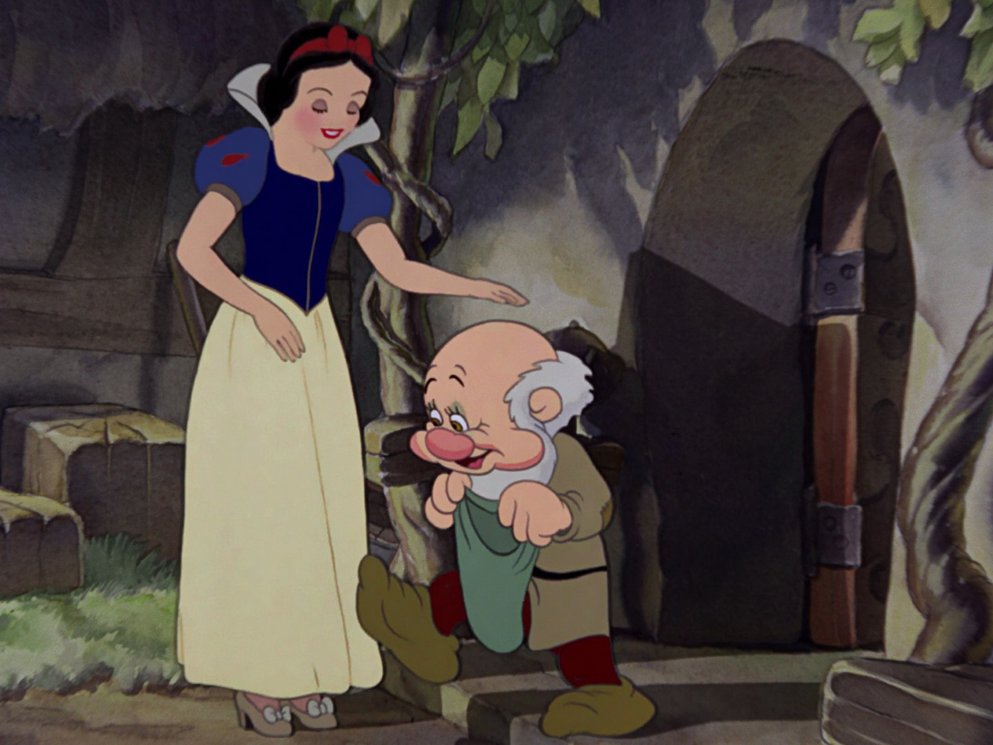 snow white and the seven dwarfs - HD 1440×1080