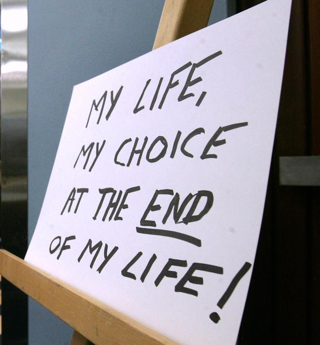 the debate over assisted suicide vs letting die