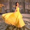 Belle's live-action dress