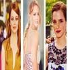 Emma Stone/Jennifer Lawrence/Emma Watson