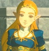 Breath of the Wild - Princess Zelda