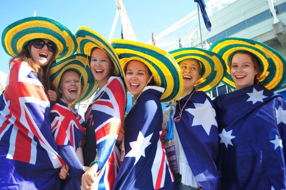 австралия как пазнакомства женщинам
