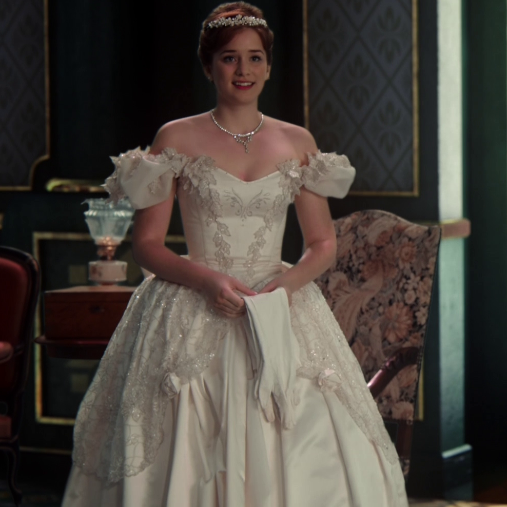 Favourite Wedding Dress? - Once Upon A Time - Fanpop