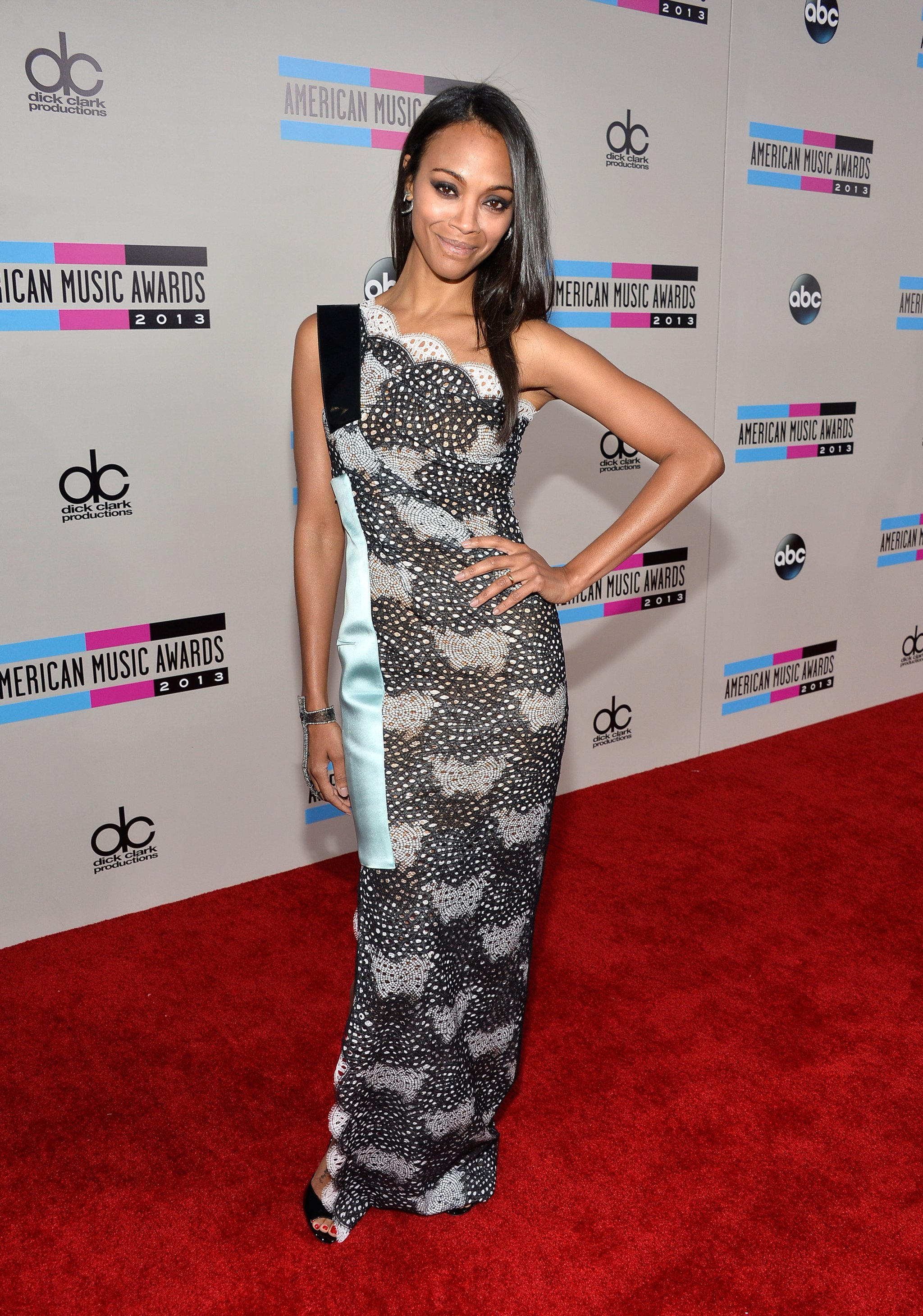 Zoe Saldana Style, Fashion Looks - StyleBistro 49