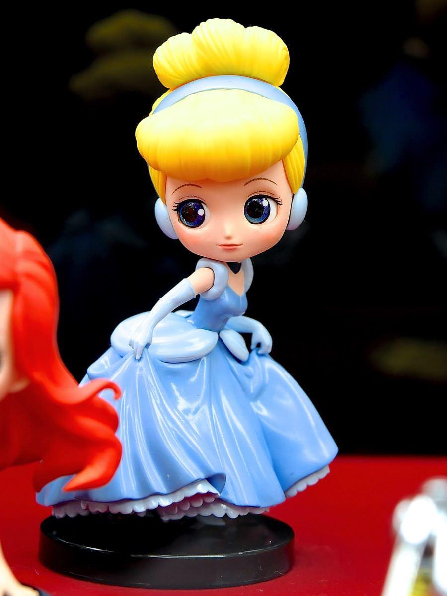 Banpresto Q Posket Disney Princess Figures Which One Is