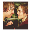 #2| ron&hermione (harry potter)