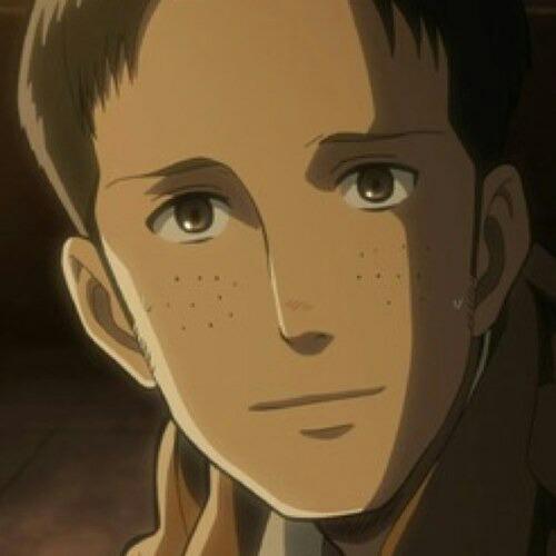 Marco Bott or Jean Kirstein - Shingeki no Kyojin (Attack on