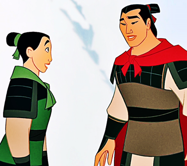 Disney Character Of The Month If Fa Mulan Had To Choose To Save Between One Of These Let The Other Die Who Would She Save Walt Disney Characters Fanpop
