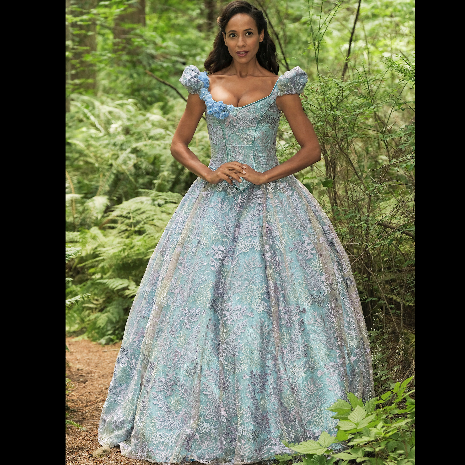Which Blue Cinderella Ball Gown Do You Prefer? - Once Upon A Time ...