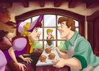 Anastasia's first love