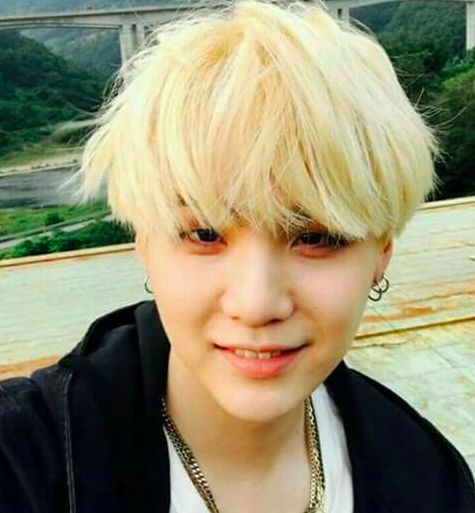 Suga BTS Favorite Hair Color Hes Had