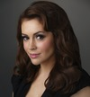 Alyssa Milano (Who was the inspiration for the デザイン of Ariel's face)