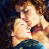 Jamie and Claire // outlander