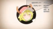 1 ~ Miss Kobayashi's Dragon Maid OP ~ Aozora no Rhapsody por Fhána