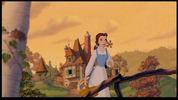 Belle presents her village