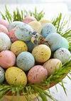 Pastel Easter Eggs 🐤