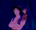 Aladdin và cây đèn thần và cây đèn thần and Abu