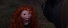 Merida crying and saying she's sorry to her mom