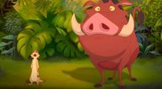 Timon and Pumbaa(The Lion King)