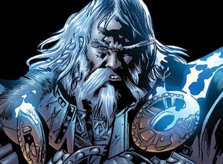 Galactus Vs Odin