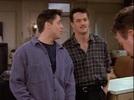 Chandler trying to imitate Richard!